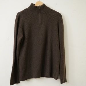 Patagonia Sweaters - PATAGONIA CASHMERE ZIP UP SWEATER